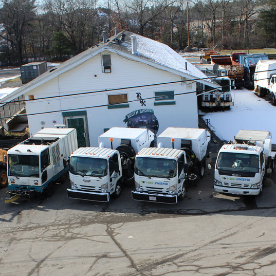Raynham Parking Lot Cleaning and Sweeping